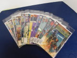 (12) STAR WARS COMIC BOOKS - MARVEL  & DARK HORSE COMIC