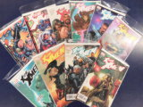 (10) X-TREAM X-MEN COMIC BOOKS - MARVEL COMICS