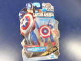2010 HEAVY ARTILLERY CAPTAIN AMERICA ACTION FIGURE