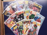 (16) ASSORTED IRON MAN COMIC BOOKS - MARVEL COMICS