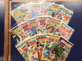 (17) IRON MAN COMIC BOOKS - MARVEL COMICS