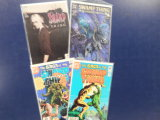 (4) SWAMP THING COMIC BOOKS - DC COMICS
