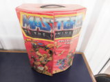 1984 MASTERS OF THE UNIVERSE COLLECTOR CASE