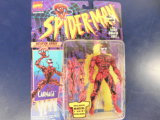 1995 TOY BIZ SPIDERMAN ACTION FIGURE -