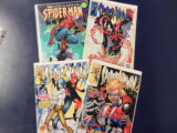 (4) MARVEL COMIC BOOKS