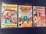 (10) FANTASTIC FOUR COMIC BOOKS - MARVEL COMICS