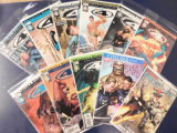 (11) FANTASTIC FOUR COMIC BOOKS- MARVEL COMICS