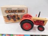 1986 ERTL 1/16 SCALE CASE 600 TRACTOR