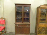 VINTAGE WOODEN CHINA HUTCH