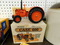 ERTL 1/16 CASE 600 1986 SPECIAL EDITION TRACTOR W/ BOX