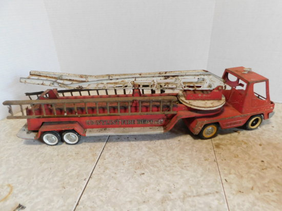 NYLINT HOOK & LADDER FIRE TRUCK
