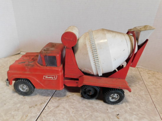 BUDDY L CEMENT MIXER