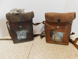 (2) SIGNAL CORPS US ARMY TELEPHONES # EE 8B