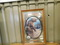 HAMMS 1993  FRAMED AMERICAN BEAR COLLECTION MIRROR/PICTURE