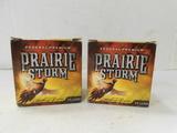 50 ROUNDS OF PRAIRIE STORM 20 GAUGE SHOT GUN SHELLS