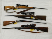 FIREARMS & SPORTING EQUIPMENT