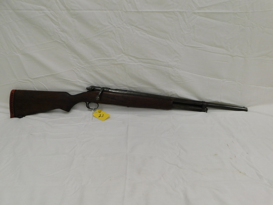 JC HIGGINS MODEL 583.10 12GA BOLT ACTION SHOTGUN