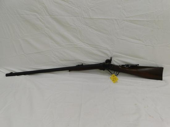 REPUBLIC ARMS .54 CAL BLACK POWDER SHARPS RIFLE W/ PEEP SITE