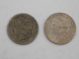 1882 & 1883 MORGAN DOLLARD