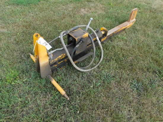 DANUSER 3PT LOG SPLITTER