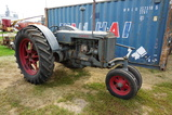 1936 CASE CC NARROW FRONT TRACTOR