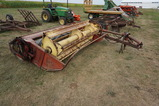 NEW HOLLAND 467 7FT PULL TYPE MOWER CONDITIONER