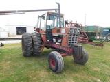 IH 1486 TRACTOR W/ 18.4X38 HUB DUALS