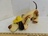 HASBRO ROMPER ROOM DIGGER DOG DETECTIVE