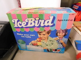 1976 KENNER ICE BIRD SNOWCONE MAKER