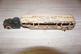 1935 ARCADE GREYHOUND BUS - A CENTURY OF PROGRESS