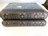 1909 TWO VOL BOOKS