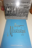 1992 PICTORIAL HISTORY OF MUSCATINE IOWA & REFLECTIONS ON THE MISSISSIPPI