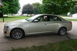 2014 CADILLAC CTS AWD ONE OWNER CAR