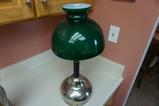 ANTIQUE AIR-O-LITE GASOLINE PRESSURE LANTERN / LAMP