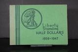 LIBERTY WALKING ALBUM W/ COINS