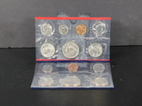 1981 UNCIRCULATED COIN SET