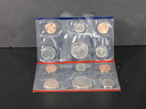 1986 UNCIRCULATED COIN SET