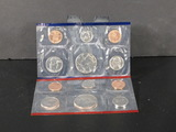 1990 UNCIRCULATED COIN SET