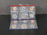 1992 UNCIRCULATED COIN SET