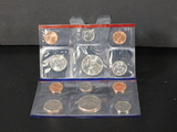 1993 UNCIRCULATED COIN SET