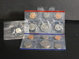 1996 UNCIRCULATED COIN SET