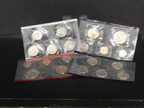 2000 UNCIRCULATED COIN SET