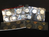 2001 UNCIRCULATED COIN SET