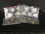 2002 UNCIRCULATED COIN SET