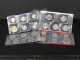 2005 UNCIRCULATED COIN SET