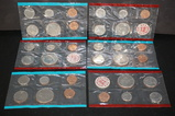 (3) 1971 UNCIRCULATED COIN SETS
