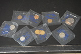 (3) SUSAN B ANTHONY DOLLARS & OTHER ASSORTED COINS