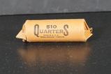 ROLL OF (40) WASHINGTON QUARTERS