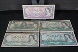 (5) CANADIAN BILLS