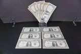 (14) ASSORTED $1 SILVER CERTIFICATES